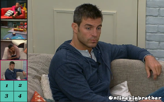 "Big Brother 13 Spoilers: Poker tonight… Jeff: ""POKE-HER I barely knew her"" ..."